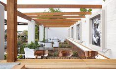 L'Avenir Single Block Rooftop Venue 005 South African Weddings, Glass Door, Rooftop, Wedding Venues, Pergola, Outdoor Structures, Patio, Gallery, Outdoor Decor
