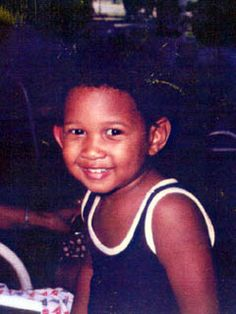 Usher...Ok, that is just way too cute