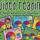 Guided Reading Comprehension Spinners