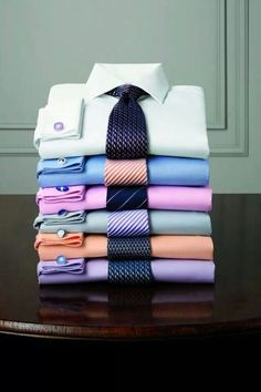 Since Fabio men's clothing: custom suits, wrinkle-free shirts & pants, menswear downtown Toronto. Non-iron shirts & suits custom tailoring available. Mens Shirt And Tie, Suit And Tie, Mens Attire, Mens Suits, Suit Fashion, Mens Fashion, Fashion Outfits, Shirt Tie Combo, Shirt And Tie Combinations