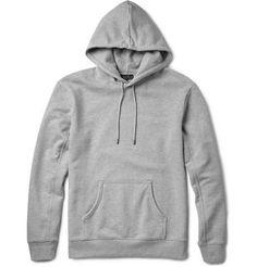 nice grey mens hoodie