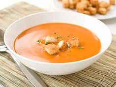 Creamless Creamy Tomato Soup - Cooks Illustrated