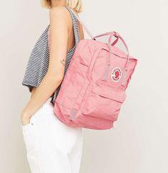 Fjallraven Kanken Classic Pink Backpack