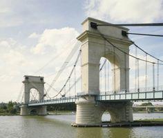 Pont du Port-à-l'Anglais, Alfortville