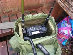 DIY Radio Back Pack for Ham Radio