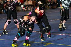 Lexi Lightspeed - Roller Derby Blog - Progression – it's in your hands How to take responsibility of your own progression.