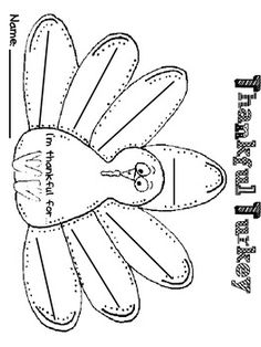 Thanksgiving Writing Unit Thanksgiving Writing Unit by Katlin Amspaugh Free Thanksgiving Coloring Pages, Thanksgiving Crafts For Toddlers, Thanksgiving Writing, Thanksgiving Table, Toddler Crafts, Preschool Crafts, November Crafts, Church Crafts, Sunday School Crafts