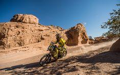 Download wallpapers Stefan Svitko, 4k, rally raid, KTM 450 Rally Factory, 2018 bikes, Dakar Rally, extreme, KTM
