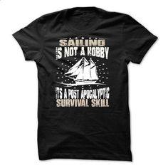 Do you love Sailing ? - #boyfriend shirt #hoodie with sayings. CHECK PRICE => https://www.sunfrog.com/Faith/Do-you-love-Sailing-.html?68278