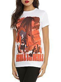 HOTTOPIC.COM - Kill La Kill Ryuko Girls T-Shirt
