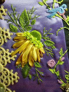 Wagonwife Designs: Garden Embroidery