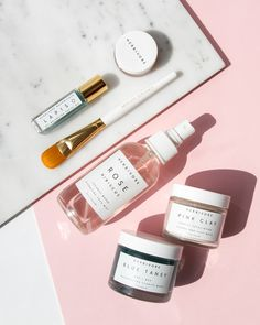 The reawakened days of sun are upon us and Mother Nature is busy refreshing her flora. Our new Spring/Summer kit can help your skin follow suit to rejuvenate and renew.