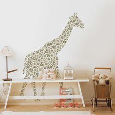 Wallpaper Giraffe Topo by INKE   Bel and Soph .com