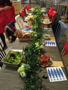 Swedish Midsummer Event hosted by Stephanie Knowles-Dellner, cooking delicious Scan meatballs!