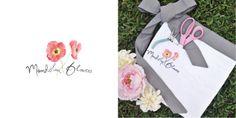 apron design for mandolin flowers.