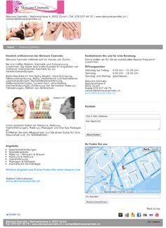 Kosmetisches Institut, Anti Aging, Hautverjüngung, Zürich, Faltenunterspritzung, Botox, medizinische Laserbehandlungen