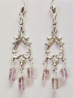 Jade Natural Gemstone Drop Earring Spring Summer Birthstone Mother/'s Day Easter Graduation Prom