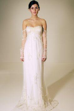 Gorgeous dress.