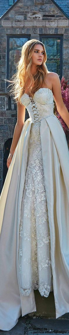 o-m-g this dress is everything!!! Galia Lahav Collection- Le Secret Royal 2017