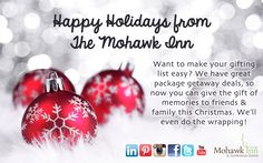 Happy Holidays!  From us to you :)