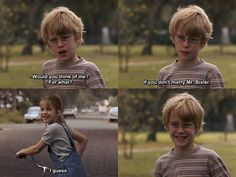 So sweet this movie is one of my favorite movies ever