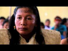 Mujeres por la Amazonía caminaron hasta Quito. Esperaron en el frío de Quito, con sus guaguas a cuestas, ser atendidas por el Presidente Correa. No les atendió. Vinieron a decir NO a la explotación petrolera en sus territorios. #YasuníVive