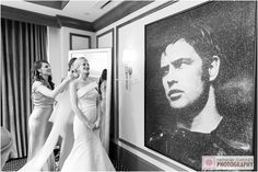 Preparations. #weddings #bridalgown #gowns #weddingdress #nepweddings #weddingphotography #blackandwhite #bride #bridesmaid #poster