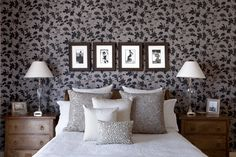 Master Bedroom - Vivienne Westwood Wallpaper