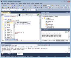 Atmel Studio 6.1 - Arduino Syntax Color Code and Intellisense