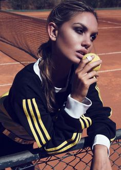 Sensual Sporty Editorials : Ricardo Santos | look wasted youth fashion cool fashion editorial outfit street style vogue layers sport retro tennis |