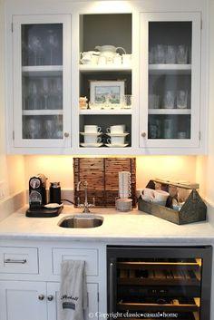 nice coffee bar ~ fr charisma design - Unique Home Architecture