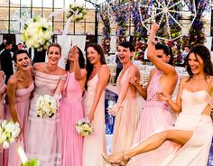 How to Choose Bridesmaid Dresses That Actually Look Good
