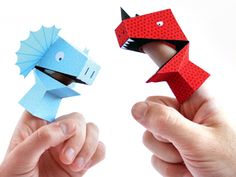Dino finger puppets. I know they're for kids, but I would totally entertain myself from them.