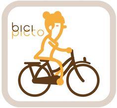 pictograma bicicleta china