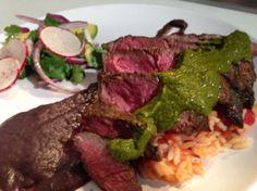 iron steak, flat iron