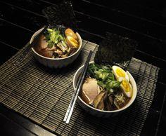 Spain vs Korea Recipes   Carcass Japanese Shoyu Ramen Spain Vs, Shoyu Ramen, Ramen Recipes, Good Bones, Bone Broth, Poultry, Cravings, Roast, Korea