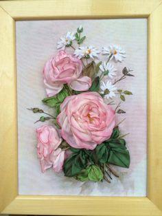 Gallery.ru / Фото #1 - Розы и ромашки. - tvoriradost