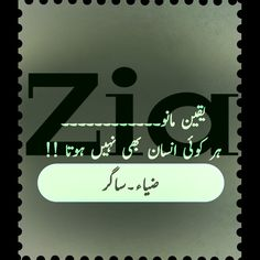 Urdu Thoughts, Urdu Quotes