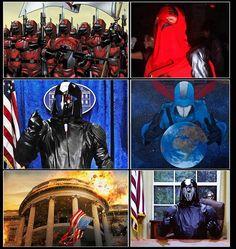 Cobra Commander Mood Board
