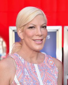 awesome Tori Spelling sued for $38K American Categorical debt