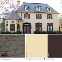 9 best brownstone top down color images on pinterest exterior rh pinterest com Brownstone Doors Brownstone Color Swatch