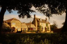 The 40-room Dormy House hotel is situated on the 400-acre Farncombe Estate in the English countryside