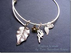 DIY Adjustable Silver Bracelets Anyone Can Make.