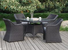 Luxury Outdoor Dining Set with Germany Origin. 3 years quality. Buy from our online store www.levitzfurniture.com.au and save $$$