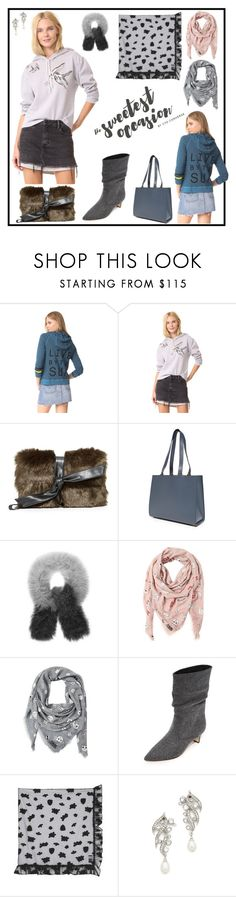 """""""Untitled #38"""" by anamarry ❤ liked on Polyvore featuring Sundry, Rebecca Taylor, Vasic, Haerfest, Karl Lagerfeld, Sigerson Morrison, Simone Rocha and Ben-Amun"""