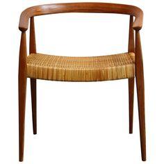 Early Nanna Ditzel Chair