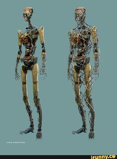 art, fallout, concept, robot