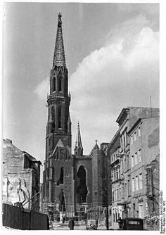 Petrikirche 1951