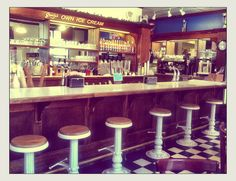 Goody's old-fashioned ice cream parlor / soda fountain / chocolates by eg2006, via Flickr
