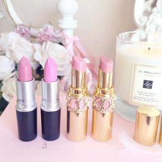 See this Instagram photo by @catherine.mw • 1,015 likes Pink Lipstick Mac, Lipstick Colors, Girls Lipstick, Lipstick Swatches, Mac Makeup Looks, Pretty Makeup, Mac Snob, Best Makeup Brands, Saint Germain